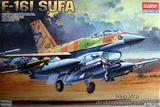 Сборная модель самолета F-16 I SUFA