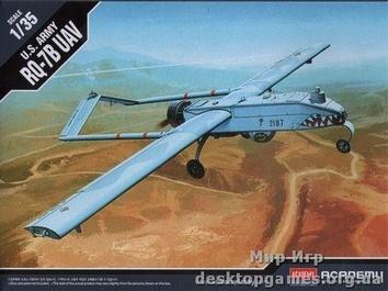 Разведывательный беспилотный летательный аппарат U.S. Army RQ-7B UAV