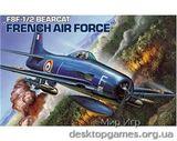 AC12201 F8F-1/2 BEAR CAT «FRENCH AIR FORCE« 1/48