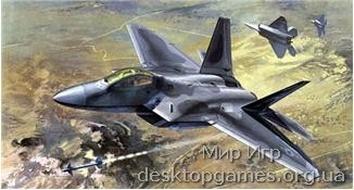 AC12212 F-22A RAPTOR