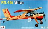 PZL-104 Wilga Легкий многоцелевой самолет