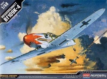 Модель самолета Мессершмитт Bf.109 K-4