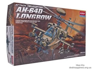"Вертолет  Апач ""Лонгбоу"" AH-64D"