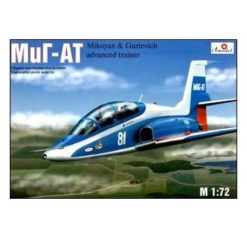 МиГ-АТ Учебно-боевой самолёт или легкий штурмовик