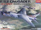 Американский истребитель Воут F-8 «Крусейдер»