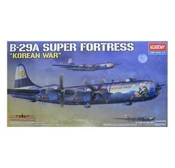 Стратегический бомбардировщик Boeing B-29A Superfortress (Война в Корее)