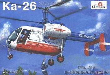 Легкий многоцелевой вертолет Ка-26