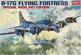 AC12414 B-17G NOSE ART 1/72