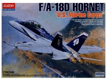 Истребитель-бомбардировщик F/A-18D «Хорнет»