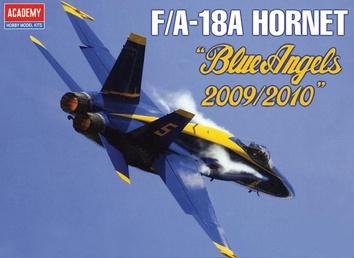 Сборная модель самолета F/A-18C «Хорнет»