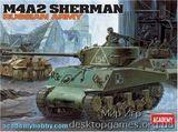 AC13010 M4A2 SHERMAN «RUSSIAN ARMY« 1/35