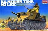 AC13206 US Medium Tank M3 Lee