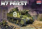 AC13210 M7 Priest U.S. Howitzer Motor Carriage