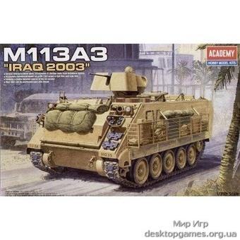 Tank M113/A3 OIF Baghdad