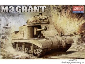 Американский средний танк M3 «Грант»