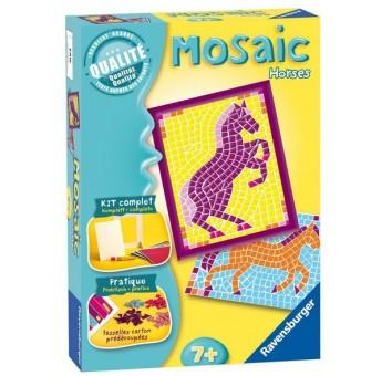 Лошадки (Mosaic Horses) Мозаика