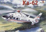 Многоцелевой вертолет КА-62 «Касатка»