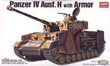 Немецкий PANZER IV Ausf. H с броней