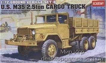 AC13410 M35 2.5 TON CARGO TRUCK 1/35