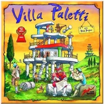 Вилла Палетти (Villa Paletti)