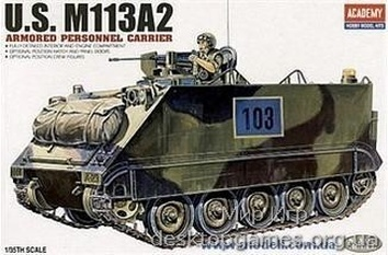 AC1354 US Army M113A2 Armored Personnel Carrier