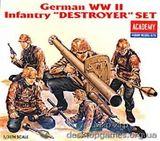 Немецкая пехота ACADEMY 1370