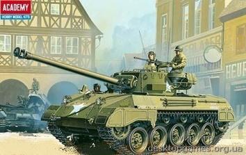 Танк М18 «Хеллкет«