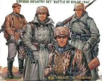 Солдаты Битва в Арденнах