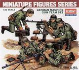 Солдаты «Немецкие пулеметчики»