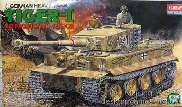 Германский тяжёлый танк «Тигр»