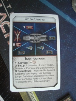Battlestar Galactica: The BoardGame - фото 5