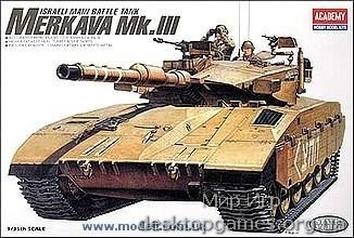 AC1391 I.D.F. MERKAVA MK-III (Old No. 1347)