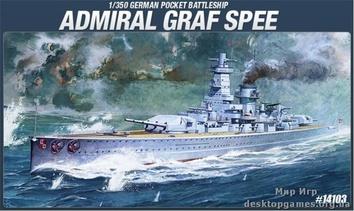 Крейсер Admiral Graf Spee