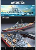 Корабль Бисмарк (Bismarck)