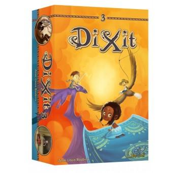 DiXit (диксит) 3