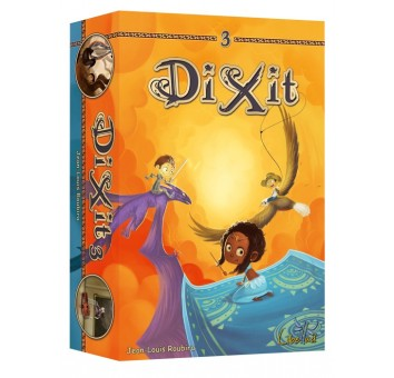 Dixit 3. Journey