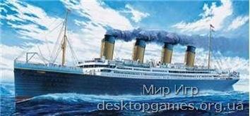 AC14402 RMS TITANIC 1/700