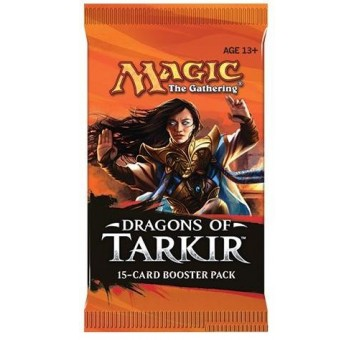 Magic. Dragons of Tarkir EN. Бустер