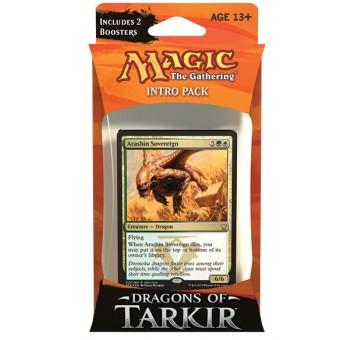 Magic. Dragons of Tarkir Intro Pack: Massed Ranks