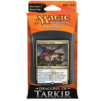 Magic. Dragons of Tarkir Intro Pack: Cruel Plots