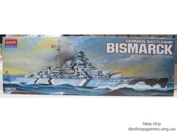 Германский линейный корабль «Бисмарк»