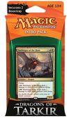 Magic. Dragons of Tarkir Intro Pack: Furious Forces
