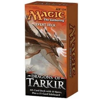 Magic. Dragons of Tarkir EN. Event Deck