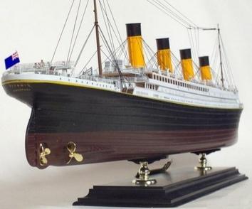 Титаник (RMS Titanic) - фото 2