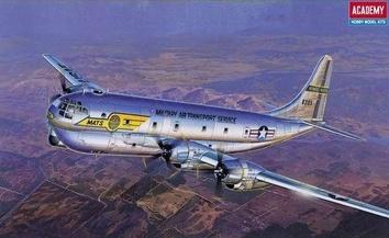 Военный грузовой самолет C-97 «Stratofreighter»