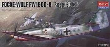 AC1611 FOCKEWULF FW-190D