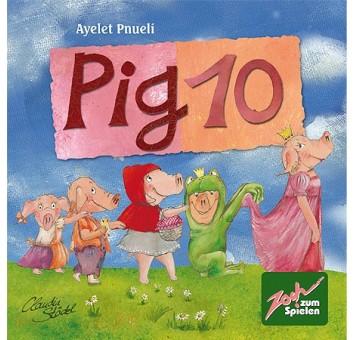10 свинок (Pig 10)