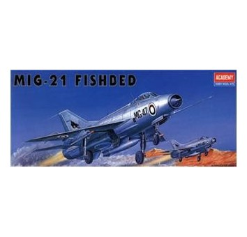 AC1618 MIKOYAN MIG-21 FISHBED 1/72