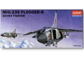 AC1621 MIG-23S FLOGGER B 1/72