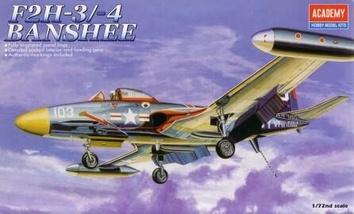 Самолет F-2H «BANSHEE»